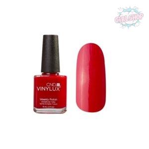 Лак VINYLUX CND №158 Wildfire, 15 мл