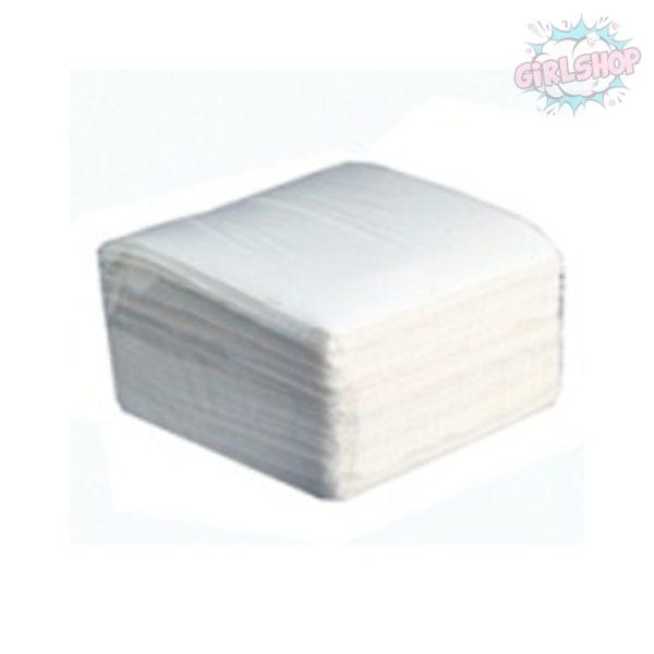 Салфетка одноразовая 30x40  белый Выбор, 100 шт.