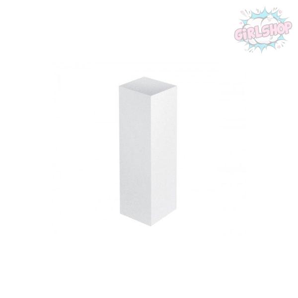 Шлифовщик для натуральных ногтей (розовый, белый 180)