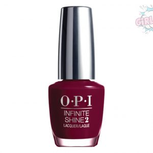 Лак для ногтей OPI INFINITY SHINE - Can't Be Beet! L13, 15 мл