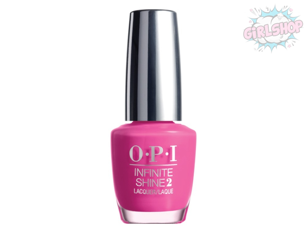 Лак для ногтей OPI INFINITY SHINE - Girl Without Limits  L04, 15 мл