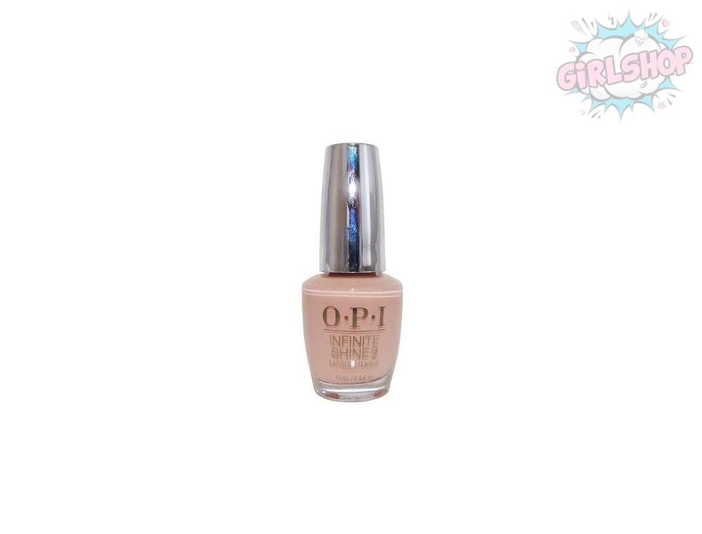 Лак для ногтей OPI INFINITY SHINE - Half Past Nude L67, 15 мл