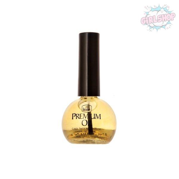 INM PREMIUM OIL Масло для ногтей и кутикулы 15мл
