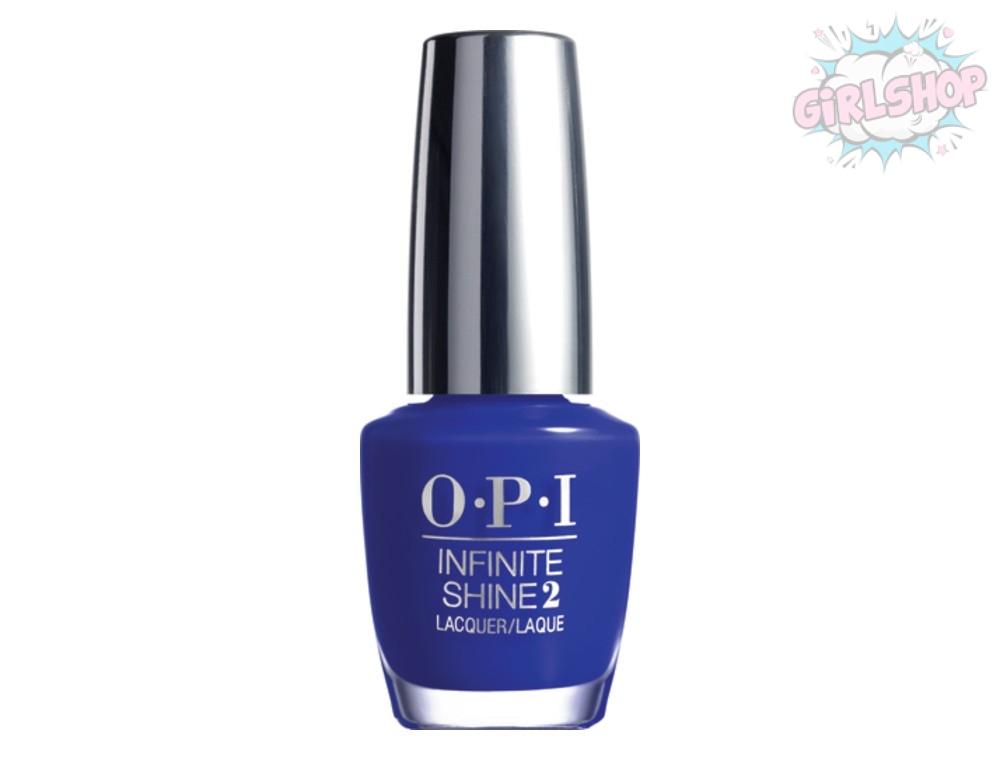 Лак для ногтей OPI INFINITY SHINE - Indignantly Indigo L17, 15 мл