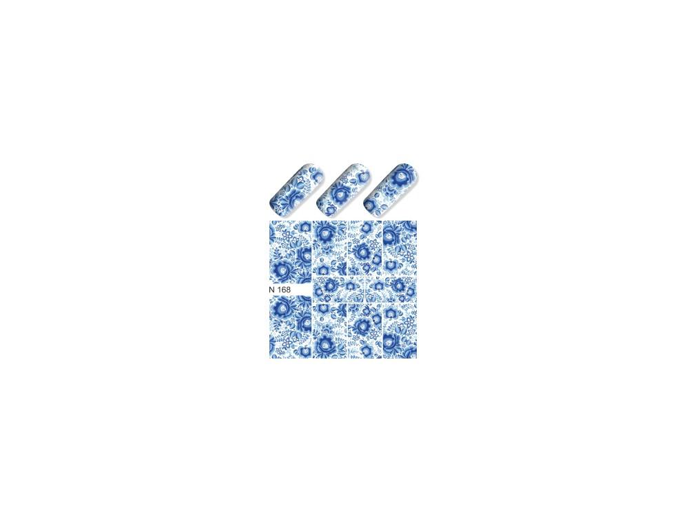 Слайдер для дизайна ногтей N 168