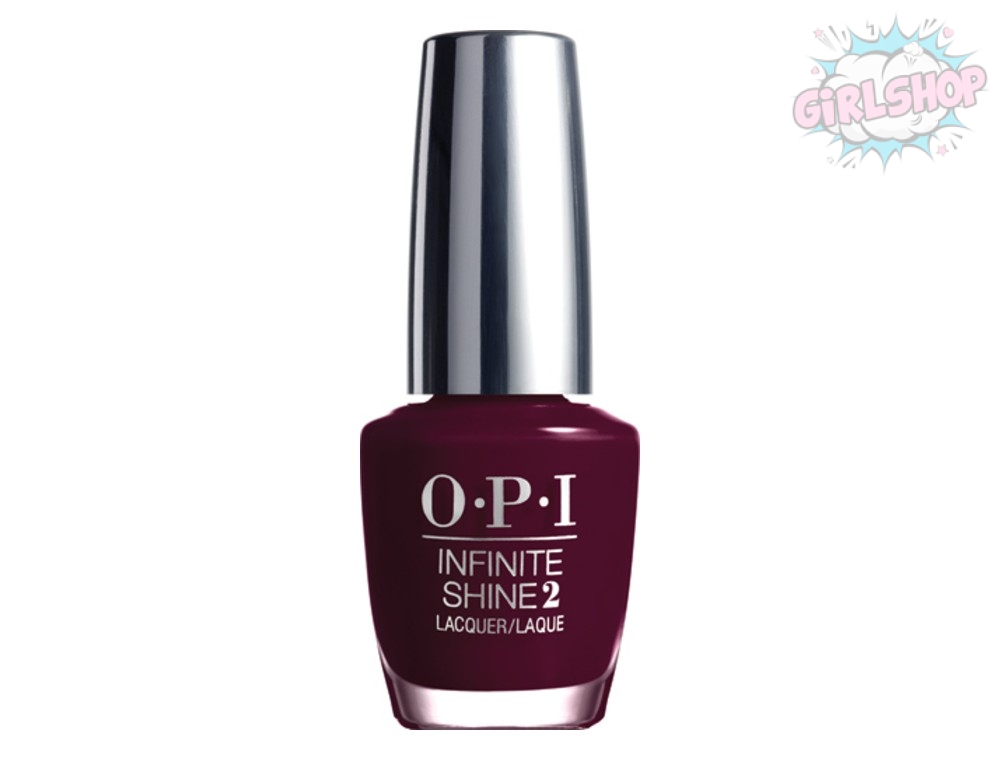 Лак для ногтей OPI INFINITY SHINE - Raisin' the Bar L14, 15 мл