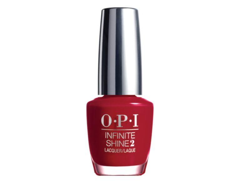 Лак для ногтей OPI INFINITY SHINE - Relentless Ruby L10, 15 мл