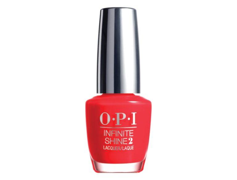 Лак для ногтей OPI INFINITY SHINE - Unrepentantly Red L08, 15 мл