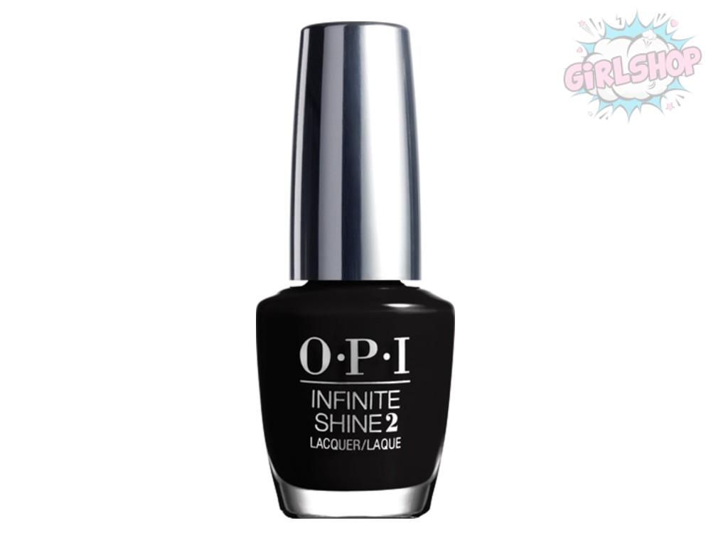 Лак для ногтей OPI INFINITY SHINE - We're in the Black L15, 15 мл