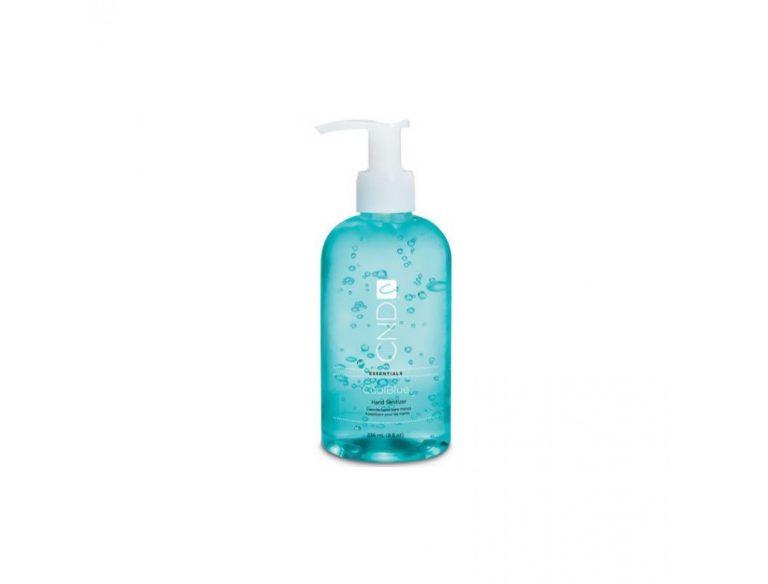 CND Cool Blue - дезинфицирующее средство для рук и средство для снятия липкого слоя, 236мл