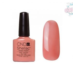 Гель лак CND Shellac Clay Canyon
