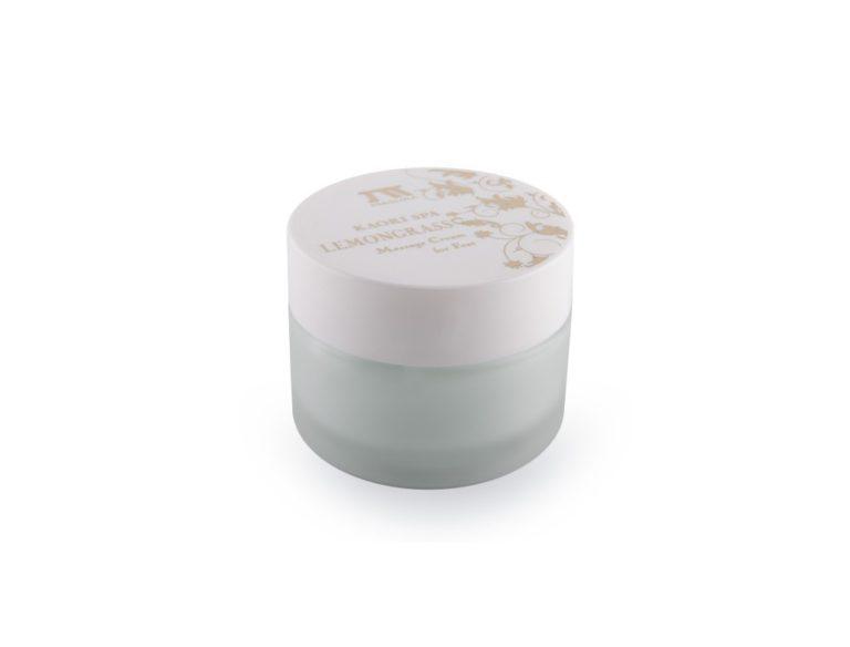 Массажный крем для ног с маслом лимонграсс MASURA, 50 мл