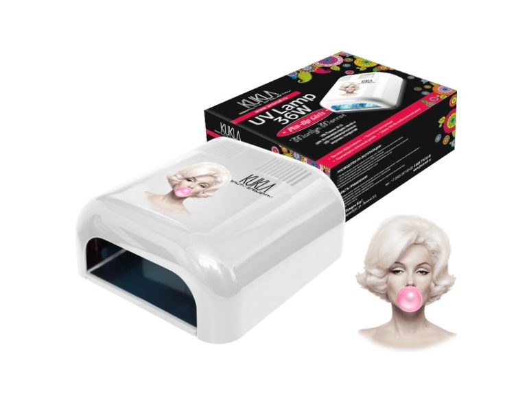 "Лампа УФ 36 Вт Exclusive Collection Marilyn Monroe  ""JessNail"""
