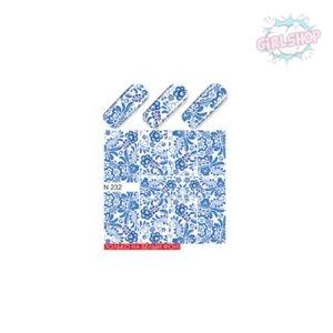 Слайдер для дизайна ногтей N 232