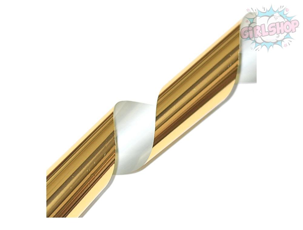 Фольга для дизайна ногтей, золото