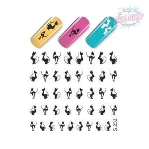 Слайдер для дизайна ногтей S 233