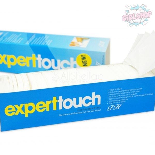 Безворсовые салфетки Expert touch 325 шт.
