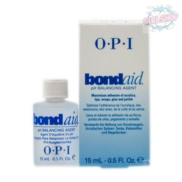 Средство для восстановления PH баланса ногтей OPI Bond-Air pH