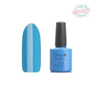 Гель-лак для ногтей CND Shellac Digi-teal