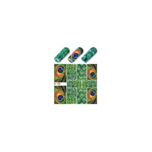 Слайдер для дизайна ногтей N 156