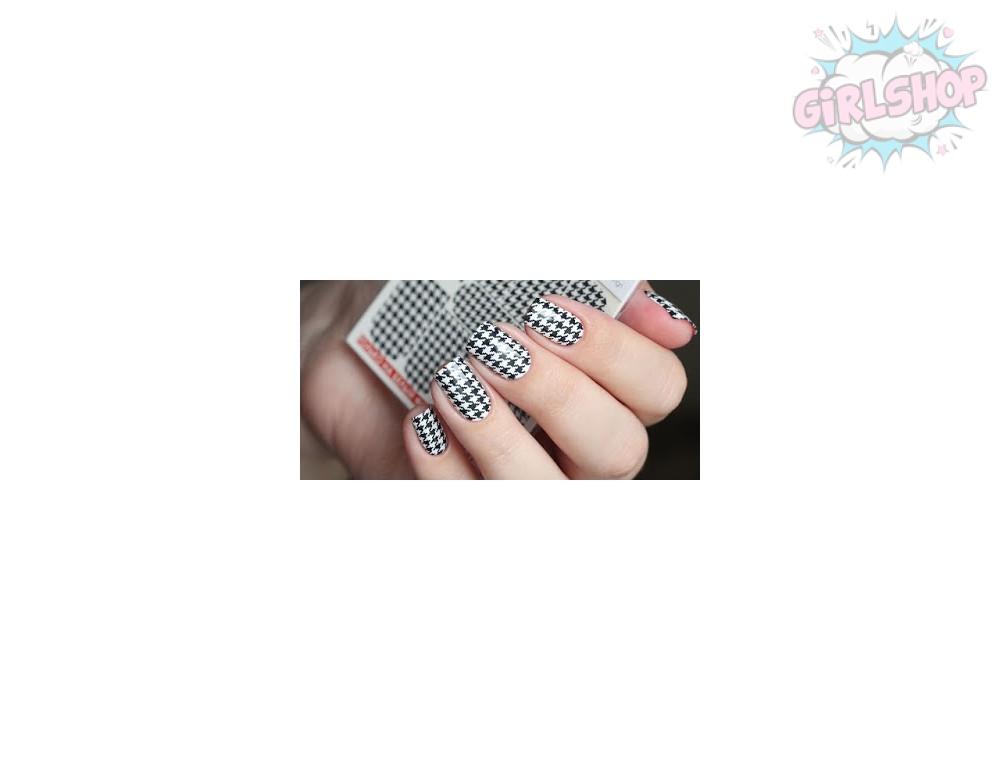 Слайдер для дизайна ногтей N 345