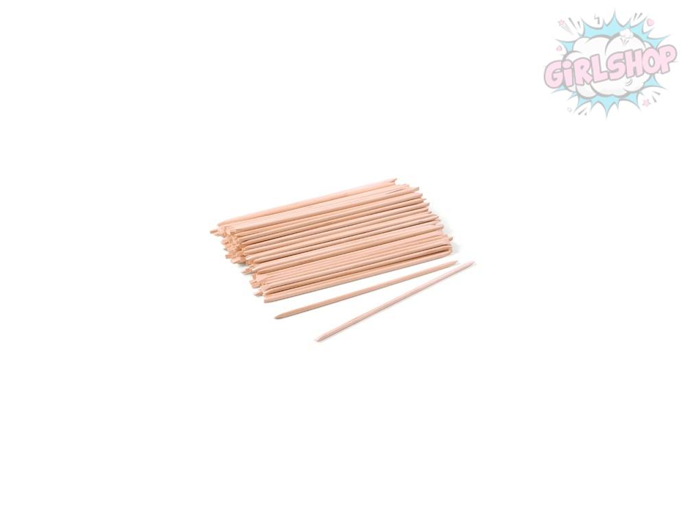 Палочки из апельсинового дерева для маникюра 50 штук
