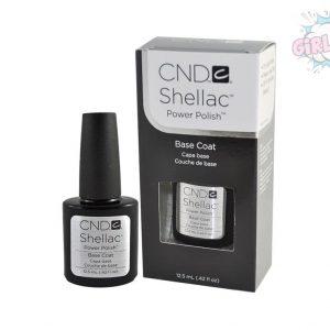 CND Shellac Base Coat 12,5 ml (базовое покрытие)