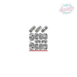 Слайдер для дизайна ногтей N277
